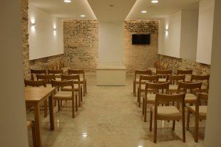 Funeral room Nr.4, Paco st.4, Antakalnis