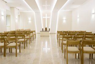 Funeral room Nr.2, Bl.J.Matulaičio sq. 3a, Viršuliškės