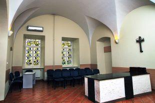 Funeral room Nr.2, Paco st.4, Antakalnis