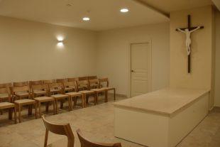 Funeral room Nr.5, Bl.J.Matulaičio sq. 3a, Viršuliškės