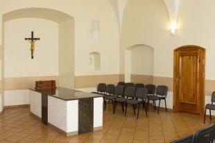 Funeral room Nr.1, Paco st.4, Antakalnis