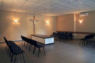 Funeral room, Palydovo st.13, Naujoji Vilnia