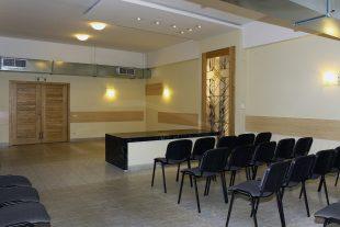 Funeral room Nr.2, Bažnyčios sq. 4, Ignalina