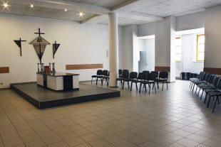 Funeral room Nr.1, Bl.J.Matulaičio sq. 3a, Viršuliškės