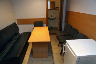 Rest room near funeral room Nr.1, Tolminkiemio st.4, Pilaitė