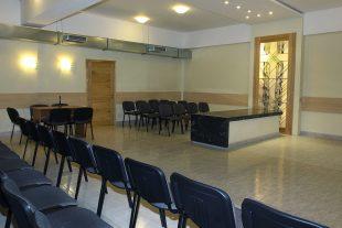 Funeral room Nr.1, Bažnyčios sq. 4, Ignalina