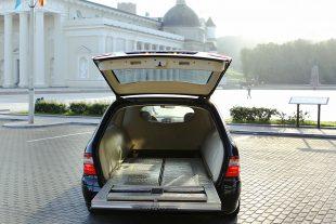 Laidojimo paslaugų centras, funeral transport
