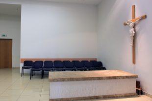 Funeral room, Įkalnės st.7, Pabradė
