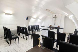 Funeral room Nr.3, Paco st.4, Antakalnis