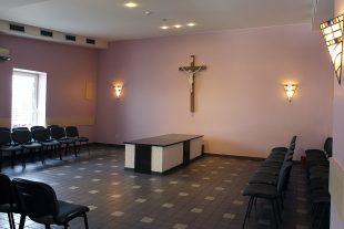 Прощальные залы Но.1, Ул. Калварию 329, микрорайон  Ерузале