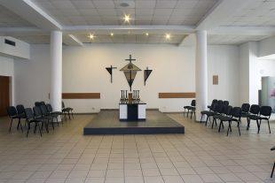 Прощальные залы Но.1, пл. Матулайчио 3, микрорайон Виршулишкес