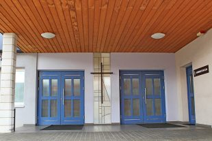 Прощальные залы, ул. Калварию 329, микрорайон  Ерузале