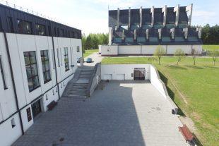 Funeral rooms, Bl.J.Matulaičio sq. 3a, Viršuliškės