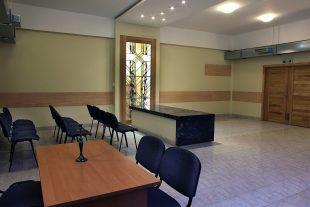 Šarvojimo salė Nr.1, Bažnyčios a.4, Ignalina